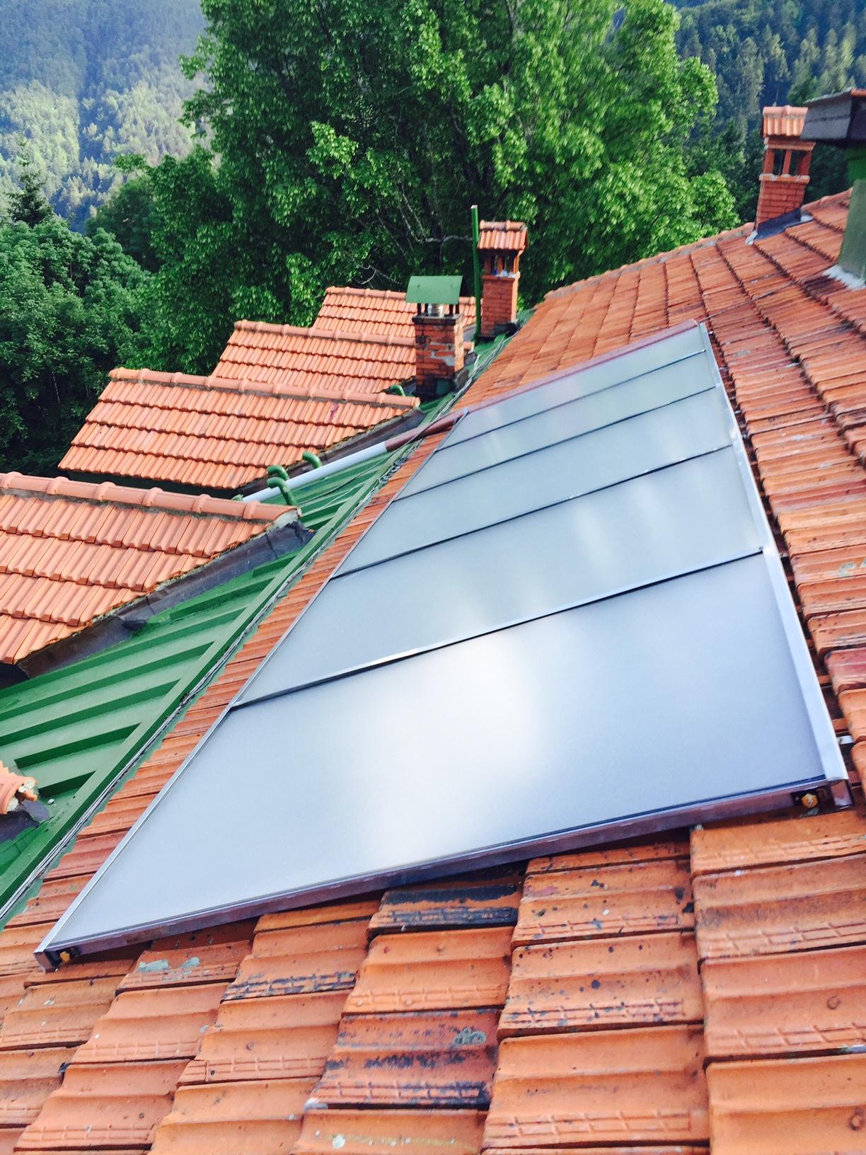 Il Solare Termico NON è il Fotovoltaico.