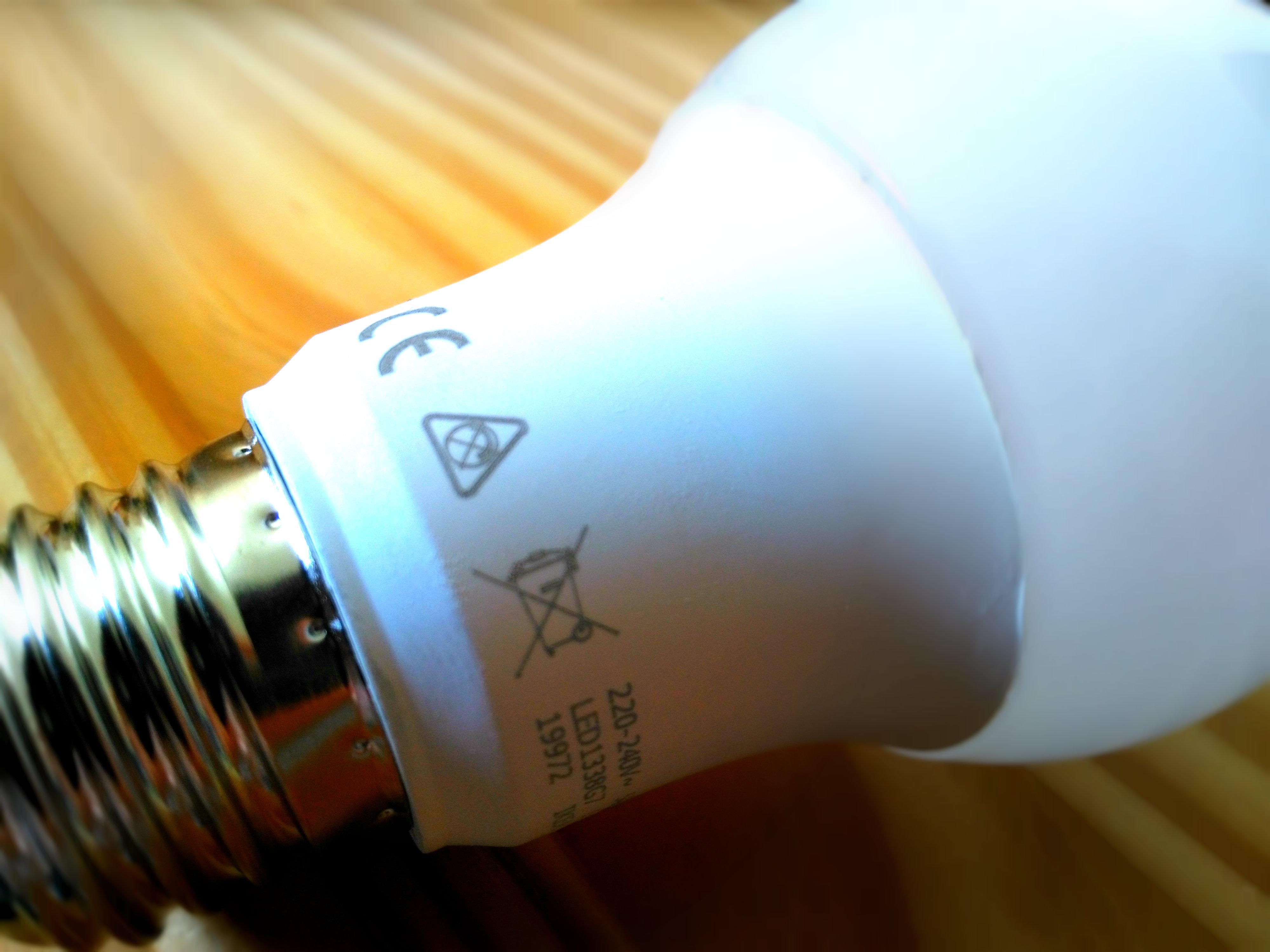 Quale lampadina usare?